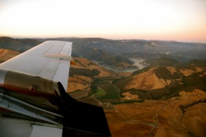 Flying Into SLO