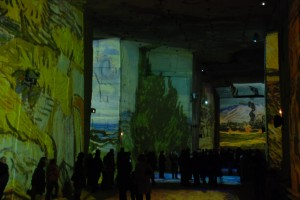 Van Gogh in Cavern
